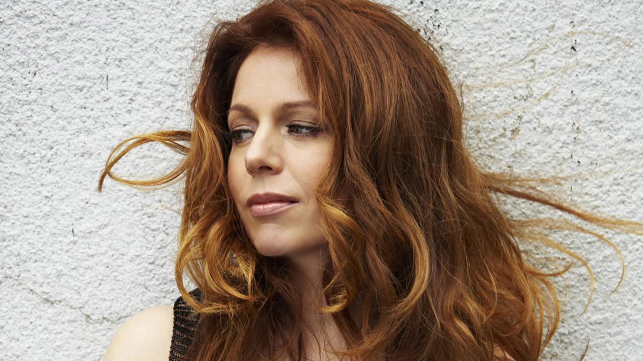 Isabelle Boulay - Enregistrement de lémission Vivement