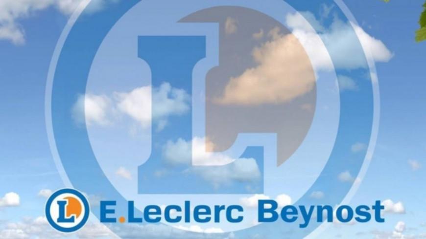 300€ de bons d'achat grâce à Pac-Man et Space Invaders au Centre Commercial E.Leclerc Beynost