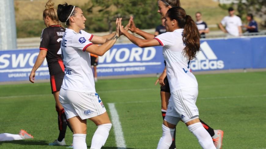Ligue des Champions : l'OL féminin face aux Danoises du Fortuna Hjorring en 8e