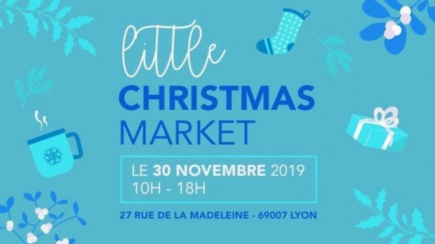 Little Christmas Market au 27 Madeleine