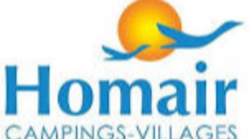 Dotation : 1 semaine dans les campings village HOMAIR VACANCES
