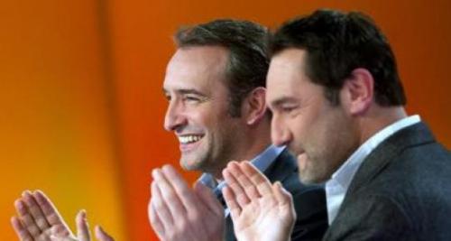 Jean dujardin et gilles lellouche for Dujardin et lellouche