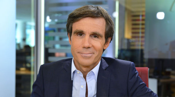 Revivez les adieux de David Pujadas au 20h France 2.