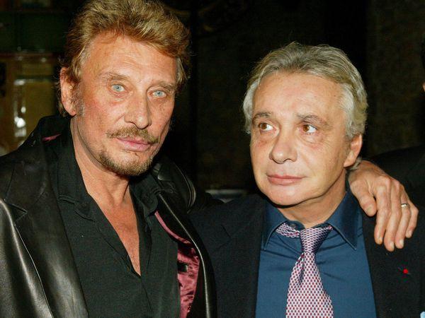 Michel Sardou rend hommage à son ami Johnny Hallyday