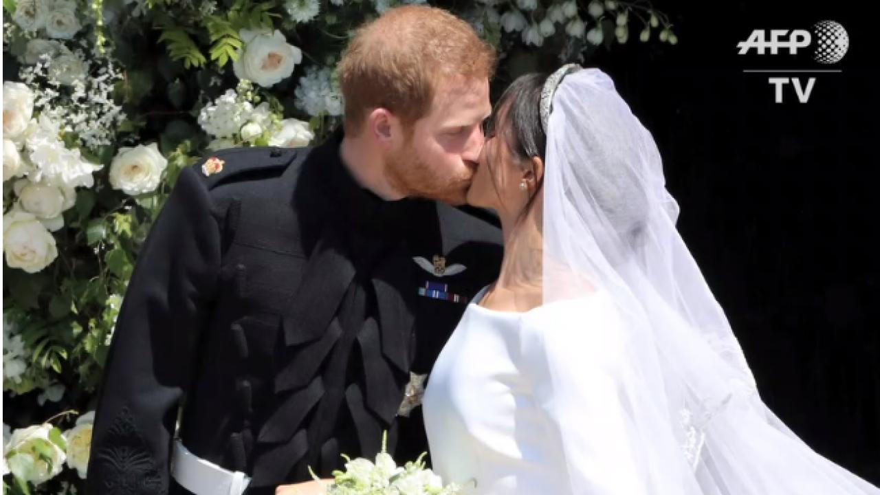PHOTOS - Mariage du prince Harry et Meghan Markle