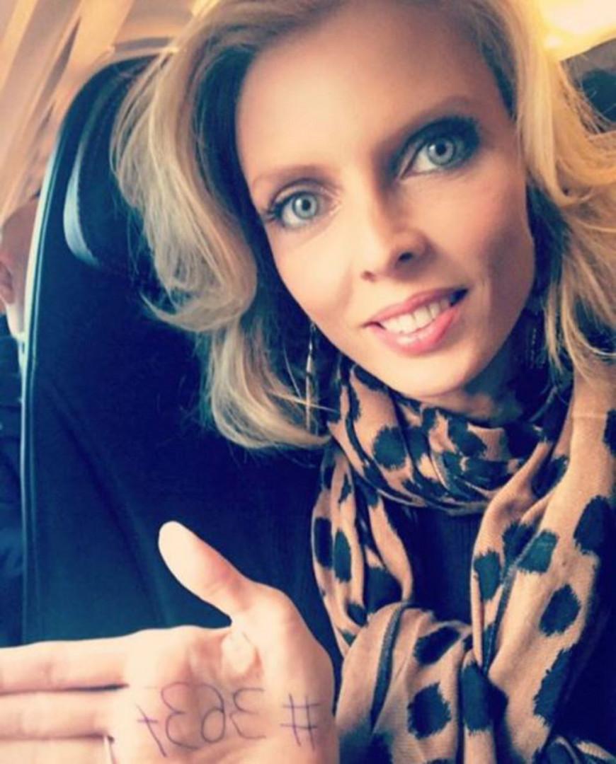 Sylvie Tellier a accouché de son troisième enfant
