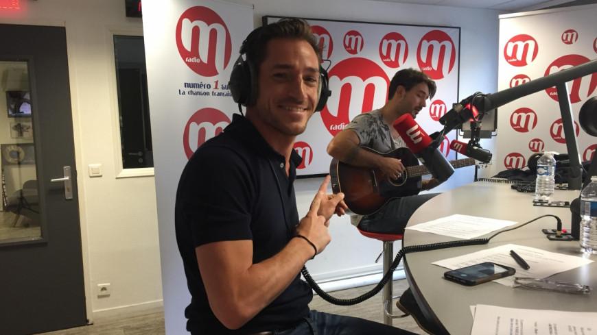 Jérémy Frérot était l'invité de David Lantin sur M Radio !