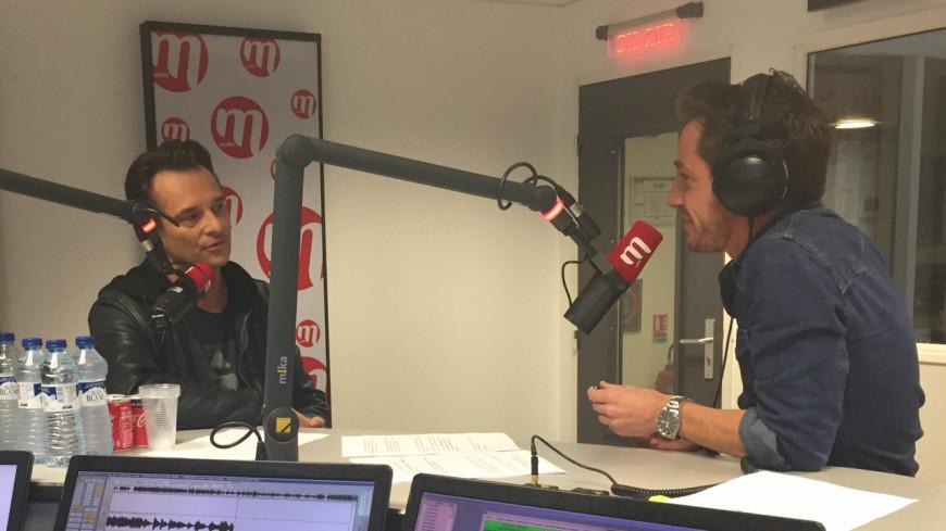 David Hallyday était l'invité de David Lantin sur M Radio !