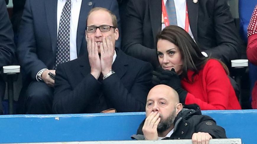 Trop de suspens pour le couple royal.