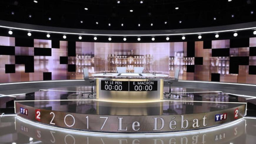 Audiences TV : Un débat qui attire 15 millions de téléspectateurs.