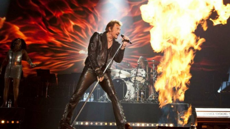 "Johnny Hallyday : ""L'AccorHotels Arena"" bientôt renommé en son nom ?"