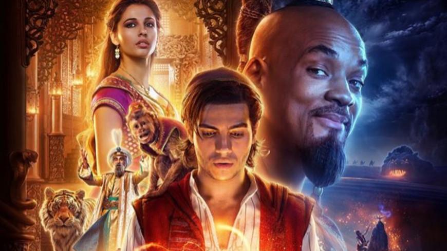 Aladdin : La bande-annonce du prochain Disney dévoilée !