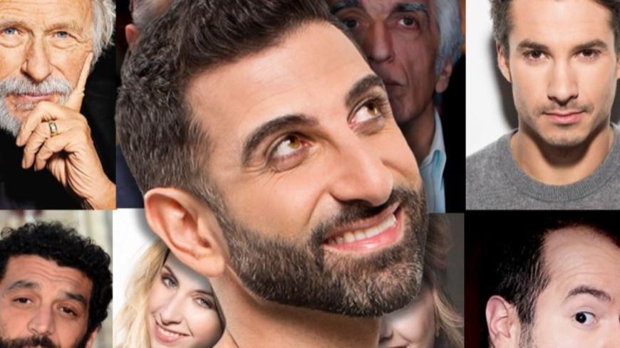 Kheiron réunit les plus grandes stars de l'humour pour son prochain film !