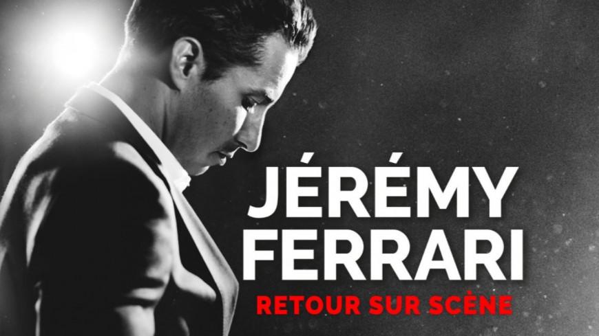Jérémy Ferrari : Son prochain spectacle annoncé avec un incroyable teaser !