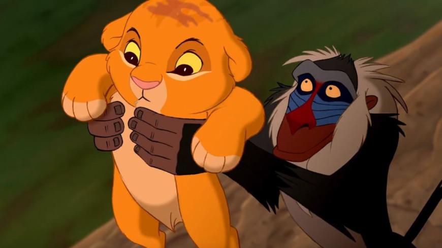 """""""Le Roi Lion"""" diffusé pour la première fois en clair à la télévision Française !"""