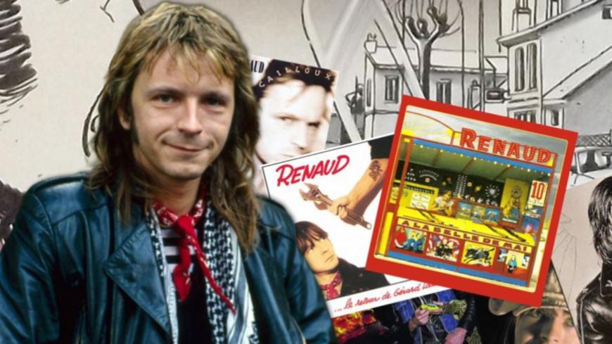 Renaud : Chanteur emblématique des années 80 !