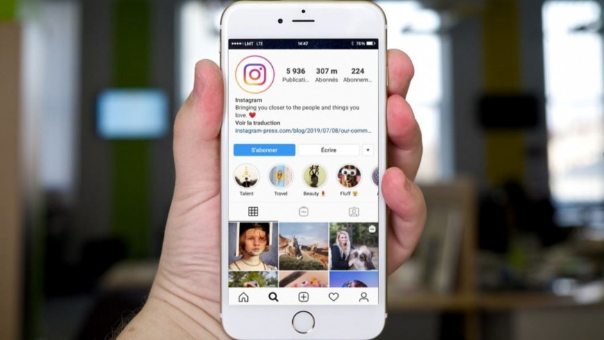Instagram a commencé à masquer les likes dans plusieurs pays !
