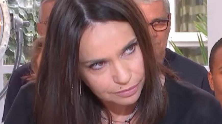 """Béatrice Dalle s'insurge contre """"Dix pour cents"""" !"""