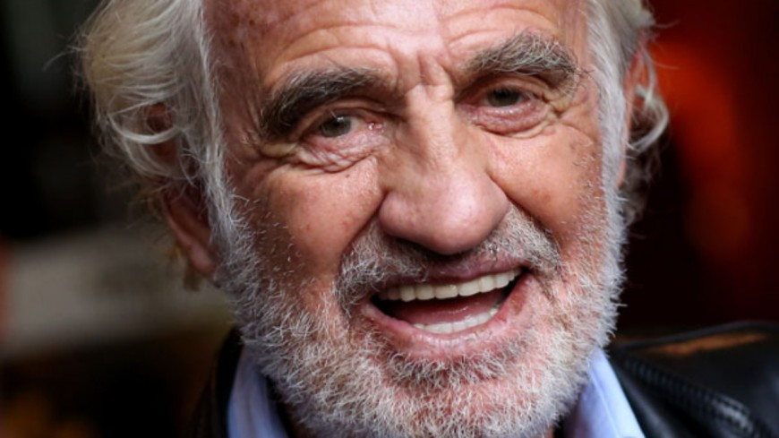Jean-Paul Belmondo en convalescence: l'acteur français a fait