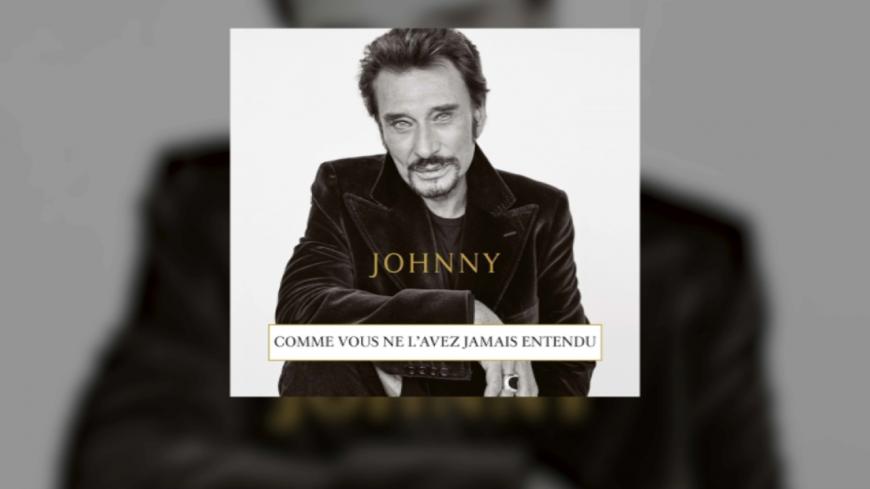 Johnny Hallyday: découvrez le premier titre de son album posthume