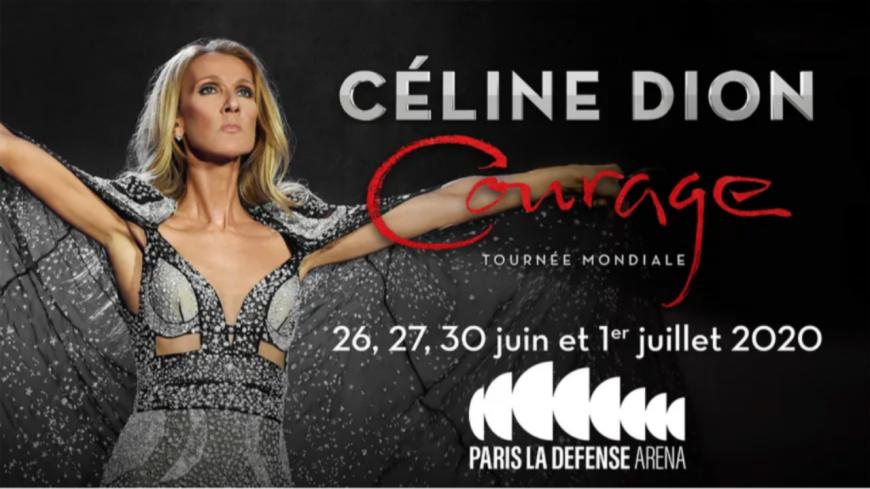 Céline Dion : 2 nouvelles dates en France