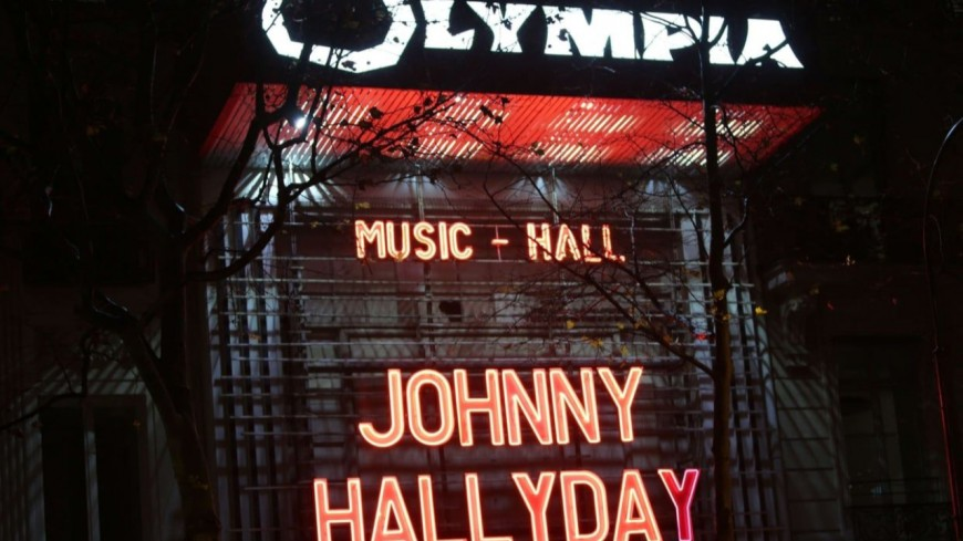 Hommage de Johnny Hallyday à l'Olympia : ce qui est prévu
