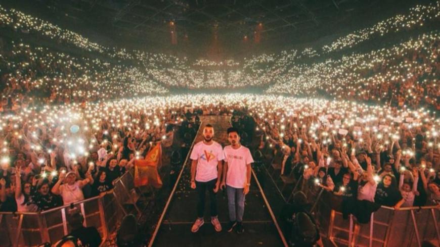 Bigflo & Oli leur concert événement en direct sur TMC