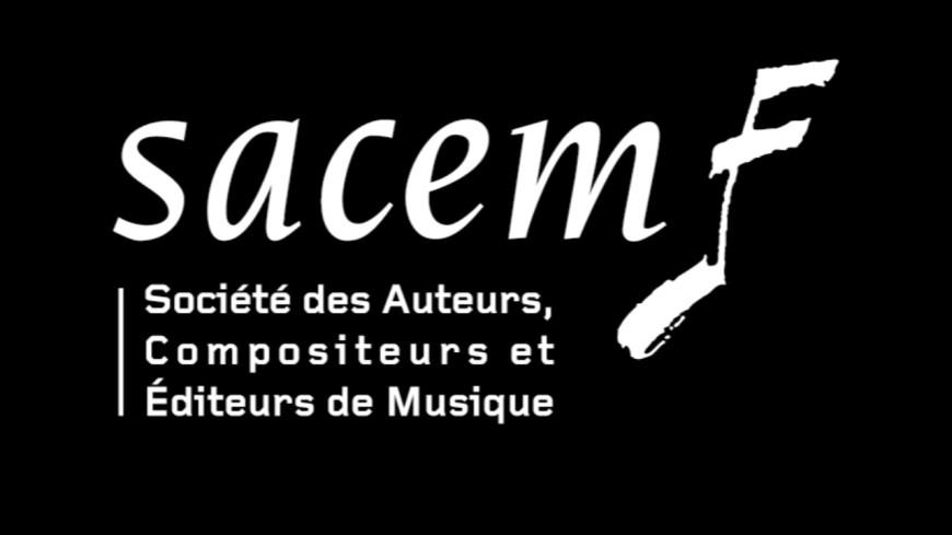 La Sacem récompense de nombreux artistes