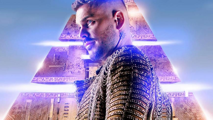"""M Pokora : réédition de l'album """"Pyramide"""""""
