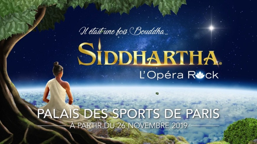 Découvrez Siddhartha, l'opéra rock !