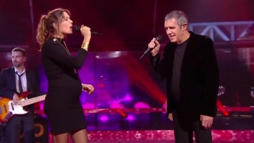 Julien Clerc : sa fille annonce sa grossesse à la télévision