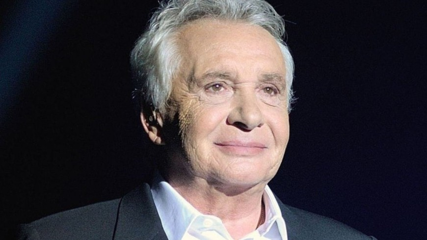 Michel Sardou hospitalisé !