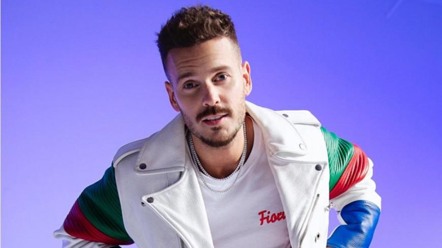 """Matt Pokora dévoile un nouveau single : """"Danse avec moi"""""""