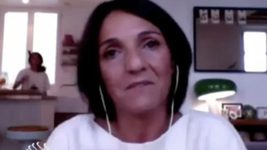 Quand Florence Foresti se fait recadrer… par sa fille — Quotidien