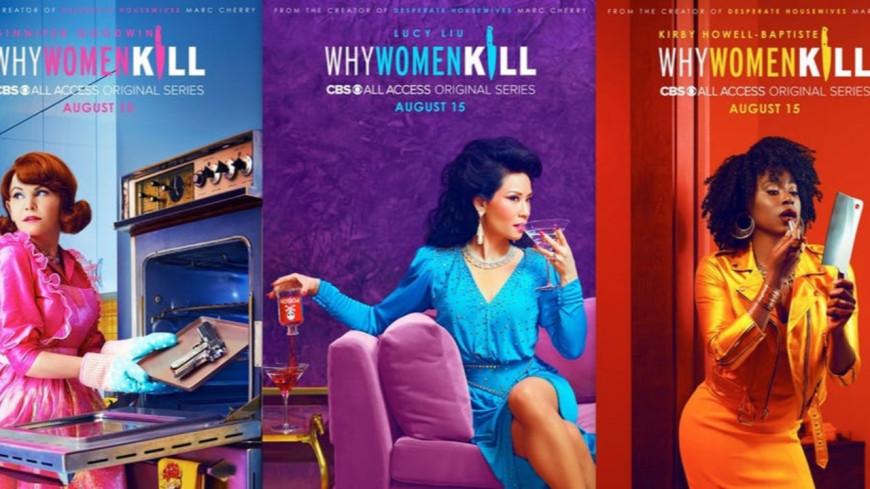Why women kill : une fin de saison explosive à 21h05 sur M6 !