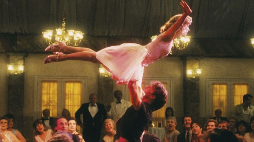 Vous pouvez apprendre la dance mythique de Dirty Dancing