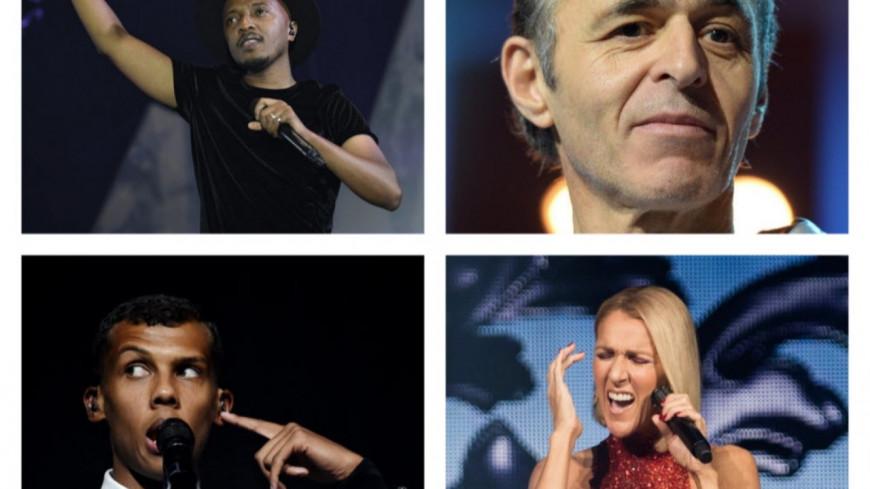 Découvrez les artistes préférés des Français en 2020