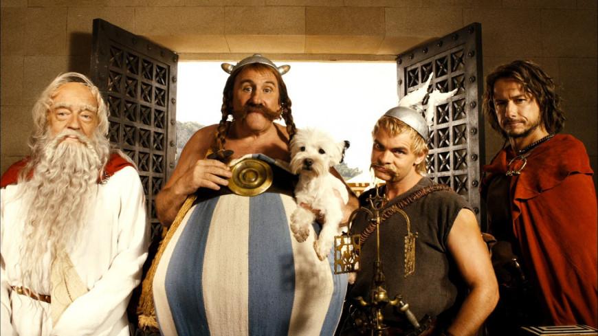 """Rendez-vous cinéma ce soir sur TF1 à 21h05 avec """"Astérix aux Jeux Olympiques"""" !"""