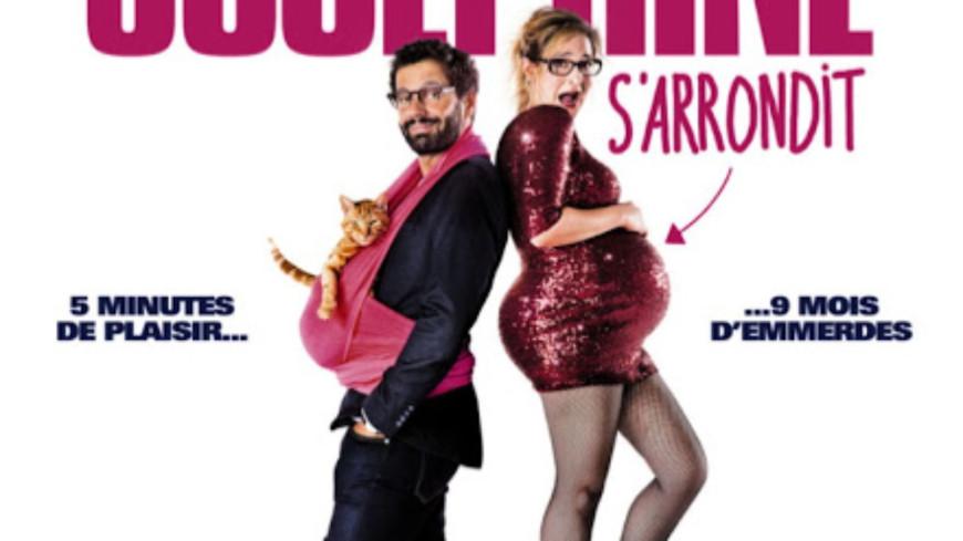 """Rendez-vous cinéma ce soir sur TF1 à 21h05 avec """"Joséphine s'arrondit"""" !"""