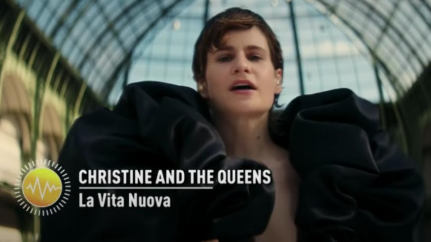 """Christine and the Queens chante """"La Vita Nuova"""" !"""