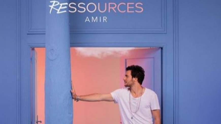 """Amir : """"Toi"""" le deuxième single de son nouvel album dévoilé"""