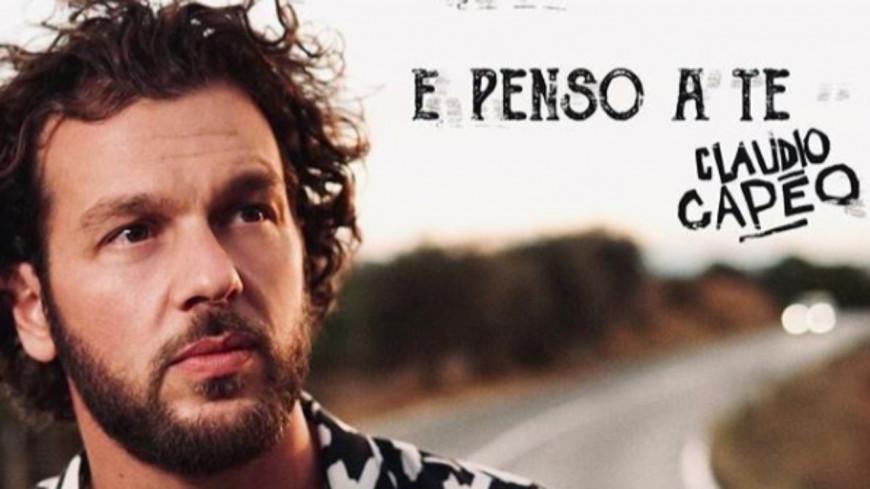 Claudio Capéo : bientôt un album en français et en italien !