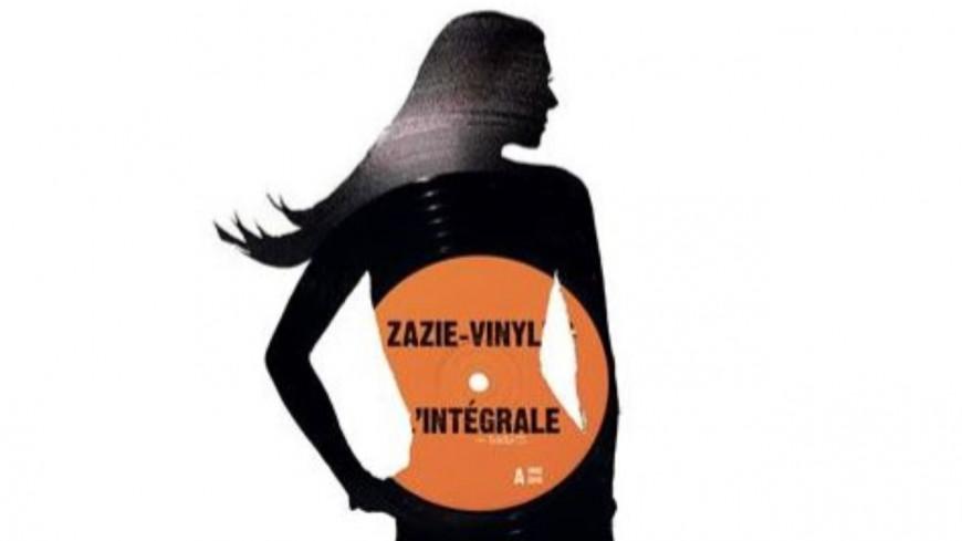 Zazie : des vinyles exclusifs en édition limitée bientôt disponible