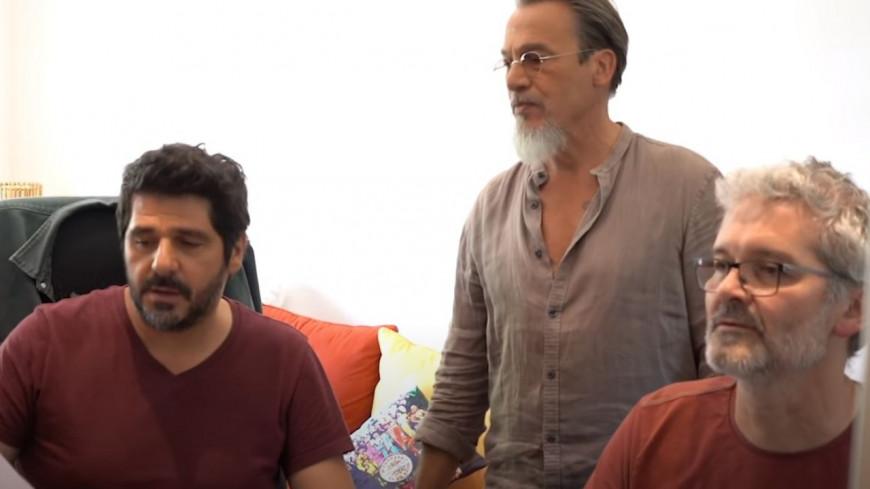 """Patrick Fiori et Florent Pagny : le making of de """"J'y vais"""" dévoilé"""
