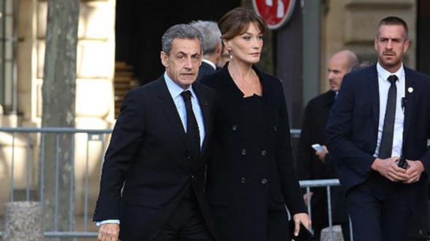 Carla Bruni veille à son couple avec Nicolas Sarkozy