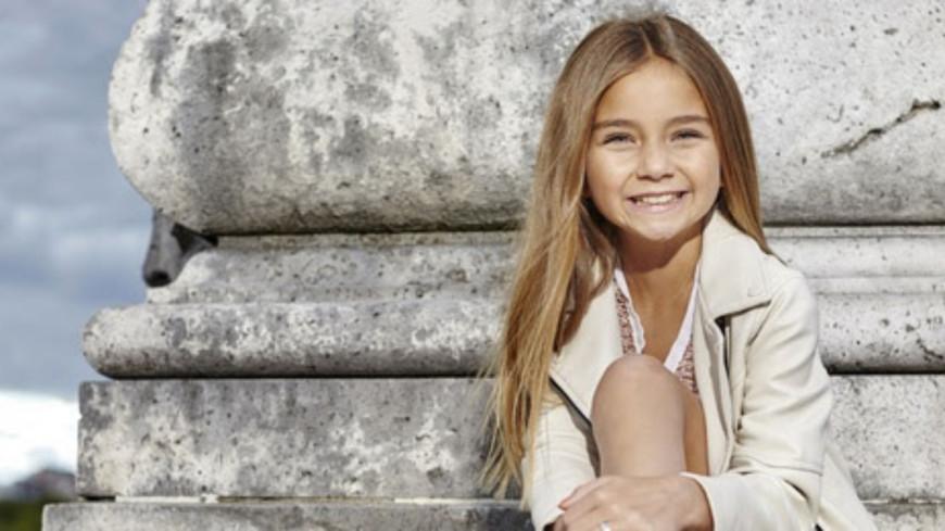 Valentina, 11 ans, représentera la France à l'Eurovision Junior 2020