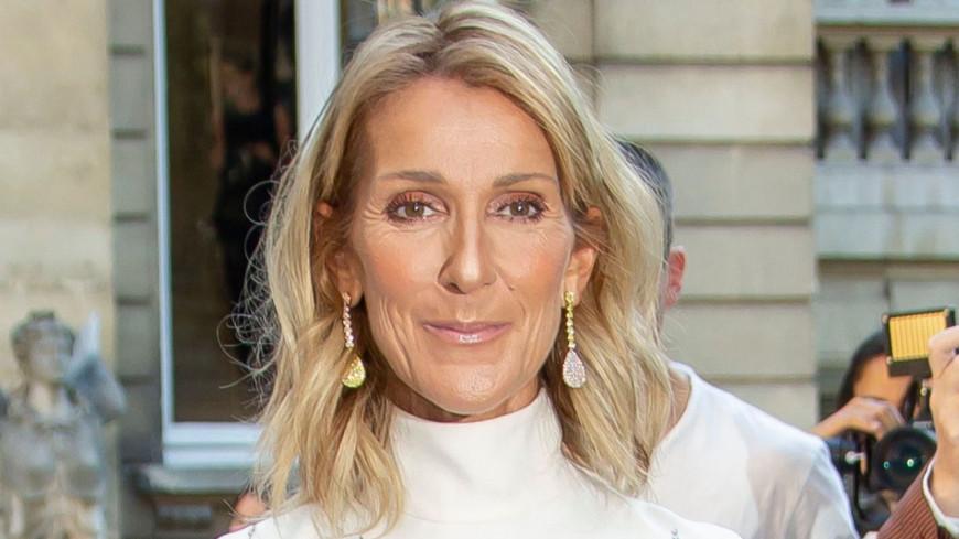 Céline Dion partage une image rare de ses jumeaux Nelson et Eddy