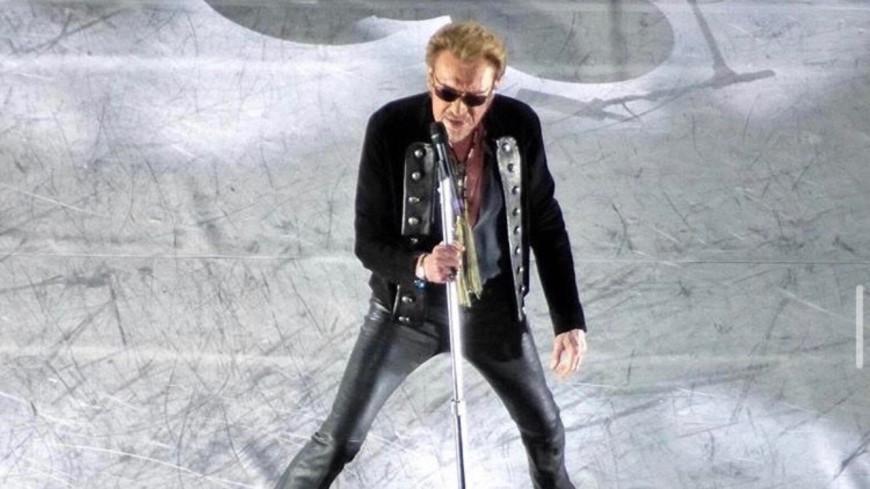 Johnny Hallyday : bientôt un nouvel album live inédit !