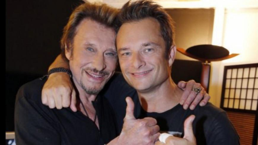 David Hallyday possède des inédits de Johnny