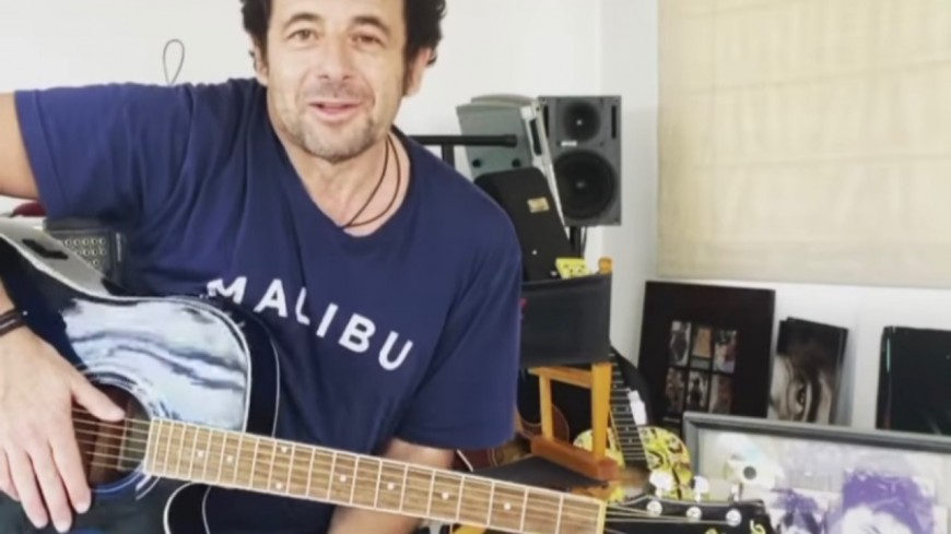 """Patrick Bruel : les """"Stand Up @ Home"""" bientôt de retour !"""